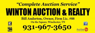 Winton Auction & Realty