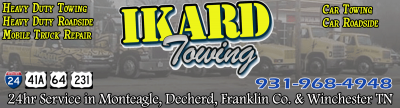 Ikard Towing & Sales