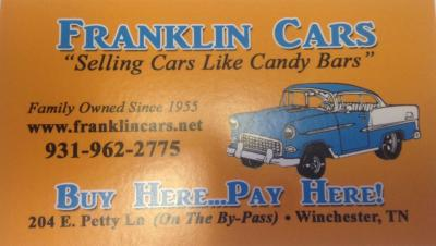 Franklin Cars